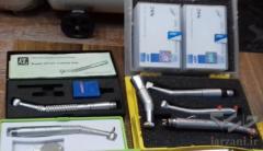 تعمیر انواع توربین دندانپزشکی