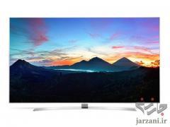 تلویزیون 55 اینچ  4k ال جی مدل 55UH950V