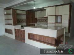ساخت انواع کابینت- در -دکورو...