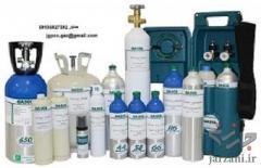 فروش گاز کالیبراسیون گاز آزمایشگاهی