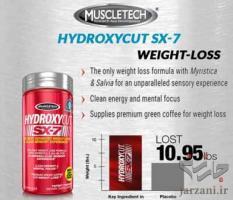 کپسول لاغری هیدروکسی کات اس ایکس 7 گیاهی Hydroxycut SX-7