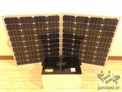 پک های انرژی خورشیدی