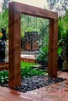 آبنما,اجرای آبنما,طراحی آبنما,ساخت آبنما,آبنما خانگی,آبنمای صخره ای,آبنمای شیشه ای