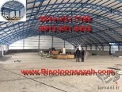 تولید سازه های استاندارد،مقاوم و کم هزینه