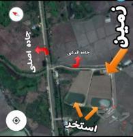 فروش زمین در رشت 6400 متر مربع