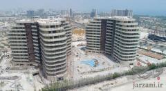 آپارتمان در برجهای مسکونی پارسیس کیش