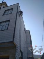 پیچ کوبی سنگ نمای ساختمان بدون داربست /شستشو ودرزگیری نمای ساختمان بدون بالابر