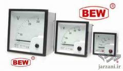 آمپر متر BEW، ولت متر  BEW،  فرکانس متر  BEW، فروش پنل میتر BEW