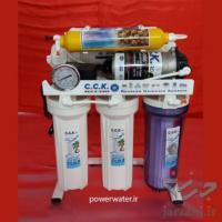 دستگاه تصفیه آب و قطعات