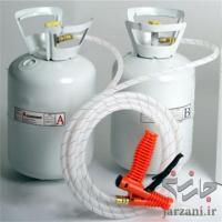 کپسول فوم پلی یورتان (عایق حرارتی / عایق صوتی )