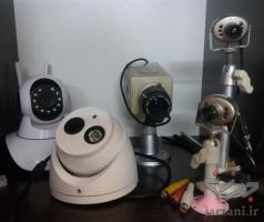 فروش انواع دوربین مداربسته و دزدگیر