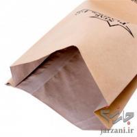 پاکت کاغذی ذغال-پاکت دولایه مقاوم