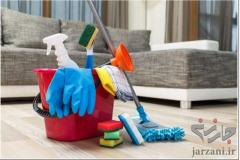تمیزکاری و نظافت استثنایی