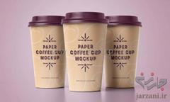 تولید لیوان کاغذی جام کاپ