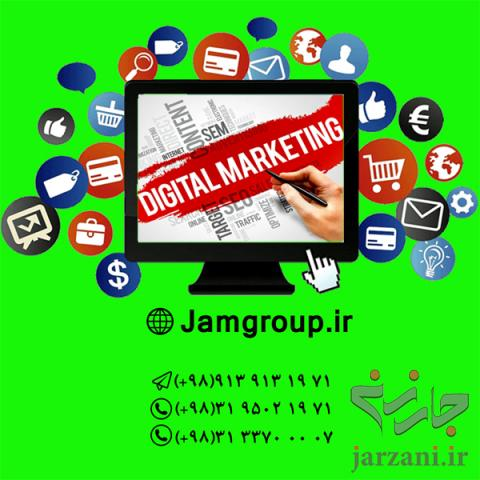 تبلیغات آنلاین توسط تیم متخصص