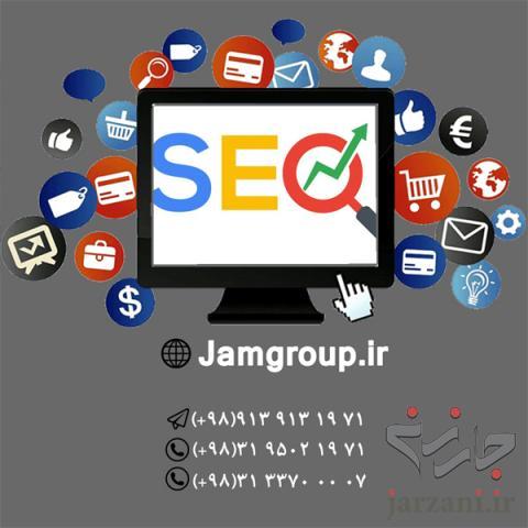 تولید محتوا توسط مشاوران بازاریابی اینترنتی جَم
