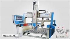 تولید کننده ماشین آلات  CNC حجاری سنگ