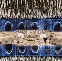 بازسازی تالار پذیرایی در مشهد