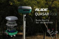 گیرنده مولتی فرکانس(GPS,GNSS) روید QUAQAR R93i